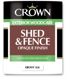 Lakier matowy do drewna Shed & Fence Opaque Finish
