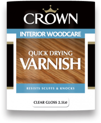 Lakier do drewna Quick Drying Varnish Gloss